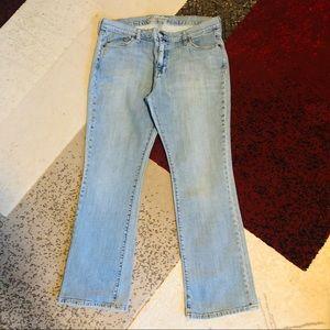 Women's OLD NAVY SWEET HEART Bootcut Jeans